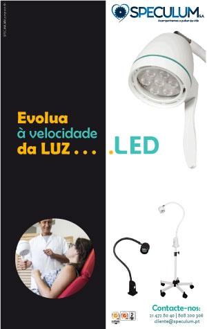 Candeeiros LED