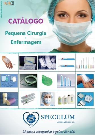 Catálogo Pequena Cirurgia