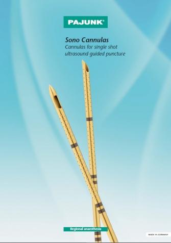 Catálogo PAJUNK - Sonografia Plexus